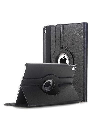 Apple Apple İpad Pro 12.9 2018 360 Standlı Tablet Kılıfı Siyah
